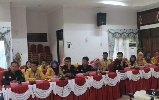 Kompetisi Debat Mahasiswa Indonesia (KDMI) Tahun 2018