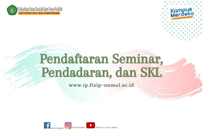 Standar Online Pengurusan Seminar Proposal, Seminar Hasil ...